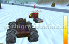 Giochi online: Crash Drive 2: Christmas!