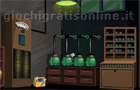 Giochi online: Escape from time bomb room