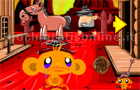 Giochi online: Monkey go happy: Western