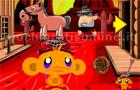 Giochi online: Monkey go happy: Western