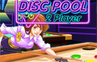 Giochi auto : Disc Pool 2 Player