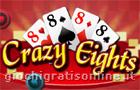 Giochi online: Crazy Eights