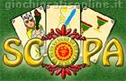 Giochi online : Scopa