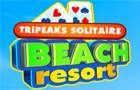 Giochi auto : Beach Resort: Tripeaks Solitaire