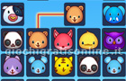 Giochi online : Animals Connect 3