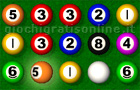 Giochi online: Billiards Match 3