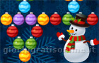 Giochi online: Bubble Shooter Christmas Pack