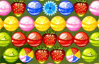 Giochi auto : Bubble Shooter Fruits Candies