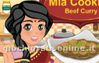 Mia Cooking: Beef Curry