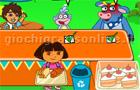 Dora Cakeberry Shop