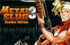 Giochi spara spara : Metal Slug 3 Zombie Edition
