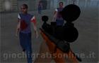Giochi spara spara : Slender in Zombie Apocalypse