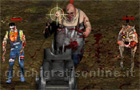 Giochi online: Zombie Take Down