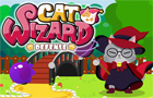 Giochi di strategia : Cat Wizard Defense