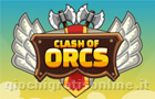 Giochi di strategia : Clash Of Orcs