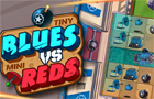 Giochi di strategia : Tiny Blues Vs Mini Reds
