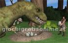 Giochi online: Jurassic Omelette