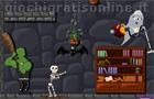 Mad Skeletons