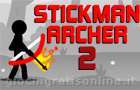 Giochi di strategia : Stickman Archer 2